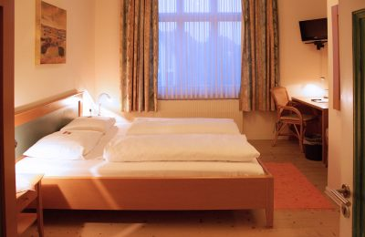 Doppelzimmer im Hotel Hoeker Hof in Greven