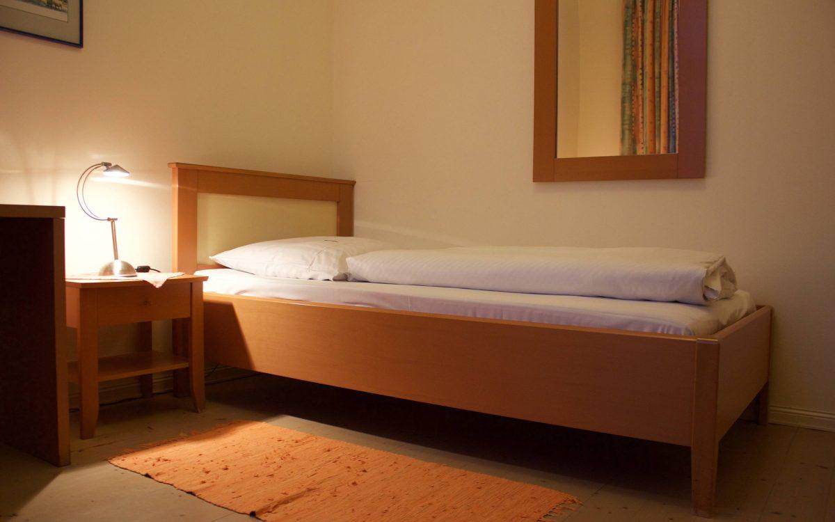 Einzelzimmer im Hotel Hoeker Hof in Greven